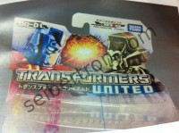 Transformers News: Transformers United Packaging Artwork Revealed