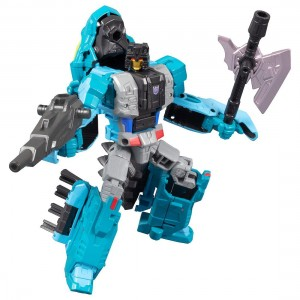 Transformers Generations Selects Kraken / Seawing and Lobclaw / Nautilator up for order on Hasbro Pulse