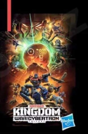 Transformers WFC Kingdom Poster shows an Abundance of Beast Wars Characters