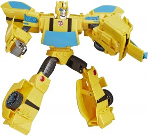Transformers Cyberverse Action Attackers Ultimate Class Bumblebee Now In Stock At Amazon.com