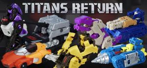Transformers News: BBTS Sponsor News: Transformers Titans Return, TMNT, Suicide Squad, Third Party, Marvel Legends, Bandai JP & More!