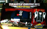 Transformers RPM Remote Control Barricade US retail sighting