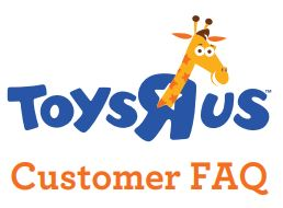 Toysrus Answers all Customer Related Questions Regarding their Filing for Bankruptcy Protection