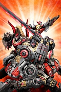 Transformers News: IDW Editor John Barber Transformers Prime: Rage of the Dinobots Interview