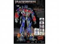"Transformers News: First Look at Popbox Collectibles 12"" ROTF Optimus Prime Statue"