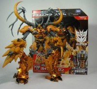 Transformers News: New Image of Takara AM-19 Gaia Unicron