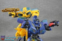 """Transformers Prime """"Robots in Disguise"""" Deluxe Hot Shot Gallery"""