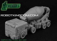 Transformers News: TFC Toys Neck Breaker and Mad Blender Now Available for Pre-Order