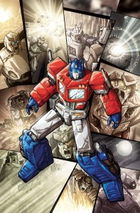 Transformers News: Simon Furman and Andrew Wildman Discuss Regeneration One from IDW