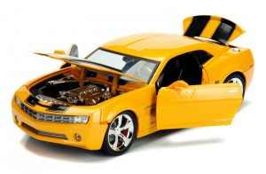 New Jada Die Cast 1 / 24 Scale Bumblebee Cars Revealed