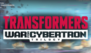 Transformers News: New Hasbro Transformers War for Cybertron Trilogy Fan Vote - Last Day!