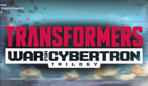 Transformers News: New Hasbro Transformers War for Cybertron Trilogy Fan Vote - Last Day!