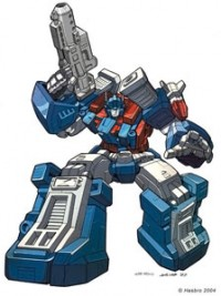 DOTM Sentinel Prime Originally Called Ultra Magnus