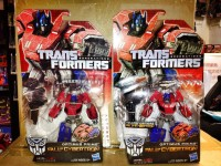 Transformers News: Transformers Generations Fall of Cybertron Optimus Prime and Jazz Variants