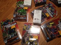 Transformers News: Transformers Generations: Fall of Cybertron Deluxe Wave 2 Sighted at Retail