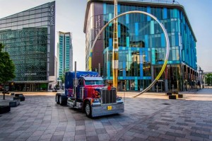 Transformers News: Sense Transformers Interactive Experience Currently Touring UK