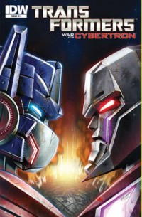 War For Cybertron Preorder Bonus: IDW War For Cybertron #1