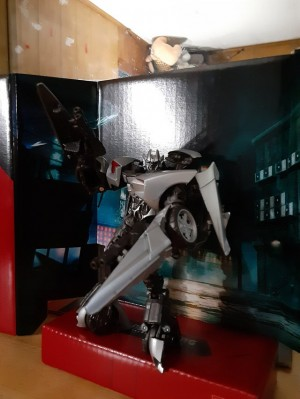 Transformers Studio Series ROTF Sideswipe Found at Meijer in the US