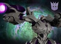 Transformers News: Ask Megatron Promos