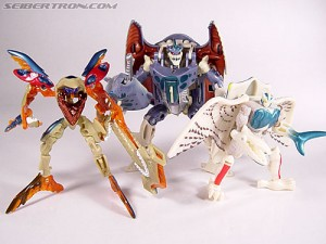 Top 5 Best Shark Themed Transformers Toys