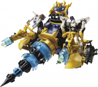 Transformers News: Transformers Prime Beast Hunters Cyberverse Autobot Driller