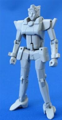 Transformers News: Jizai Toys - Moonracer Revealed