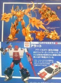 Transformers News: New Images: Takara Tomy Arms Micron, Masterpiece, United Master Series, and More