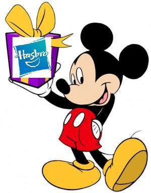 Disney Princesses ditch Mattel for Prince Hasbro