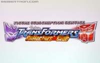Transformers News: Transformers Collectors' Club Subscription Service First Ship Delayed Until April / May