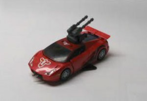 Transformers News: Dairycon 2014: Overdrive Convoy Bio & other Info!