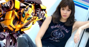 Hailee Steinfeld Talks Transformers Spin-Off 'Bumblebee: The Movie'