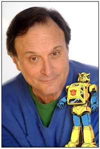 Transformers News: Dan Gilvezan Confirmed for BotCon 2012