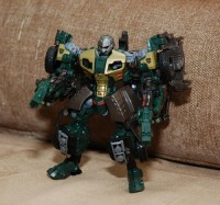Transformers News: More Images of ROTF N.E.S.T. - Brawn, Ratchet, Lockdown & Skystalker