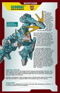 Shattered Glass Scourge Profile Revealed