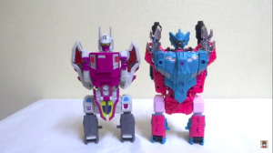 Transformers News: Video Review and Comparisons for Transformers Generations Selects Turtler