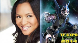 Transformers News: Sumalee Montano to Attend TFExpo 2014 - Registration Open