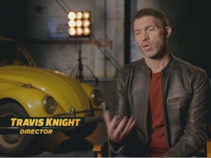 Check out Director Travis Knight's vision for BUMBLEBEE in new featurette #BumblebeeMovie