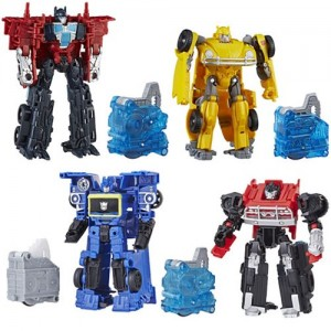 Transformers News: Power Plus Soundwave and Ironhide Found at US Retail Making Every Toy in Bumblebee Line Accounted For