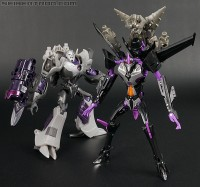Transformers News: New Galleries: Japanese Transformers Prime Arms Micron from Takara Tomy