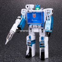 Transformers News: New e-Hobby / TFCC SG Soundwave Vs. Blaster Images