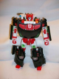 Transformers News: BotCon Custom Class: G2 Sideswipe