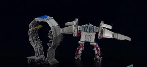 Transformers News: 360 View of Studio Series Dark of the Moon Leader Optimus Prime