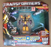 The Name Change - Power Core Combiners Over-Run with Stunticons