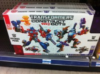 Transformers News: Contruct-Bots Two-Pack and Elite Class Sighted at US Retail