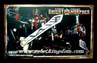 Robotkingdom.com Update: KM-02 Knight Morpher Annhilator (Nemesis Version) In Stock!