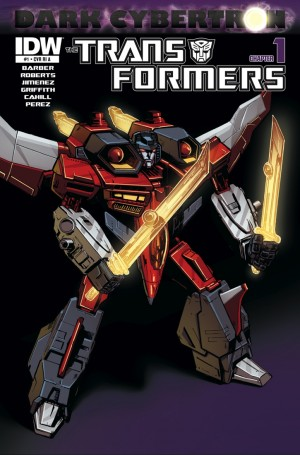 Transformers News: Dark Cybertron - Newsarama Interviews IDW Writers John Barber and James Roberts
