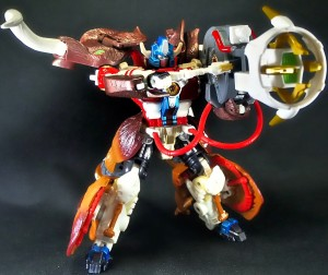 Transformers News: In Hand Images of Takara Transformers Encore Matrix Buster Big Convoy