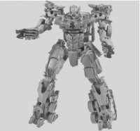 Hasbro Posts Instructions for DOTM Voyager Megatron