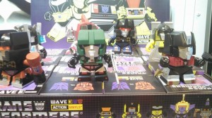 Transformers News: Toy Fair  US 2015 Coverage - The Loyal Subjects Vinyl Figures Wave 3 and More