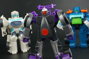 Transformers News: New Galleries: Transformers Rescue Bots Rescan Morbot, Hoist, Medix, and more